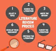 Importance of literature review in proposal writing SBPO